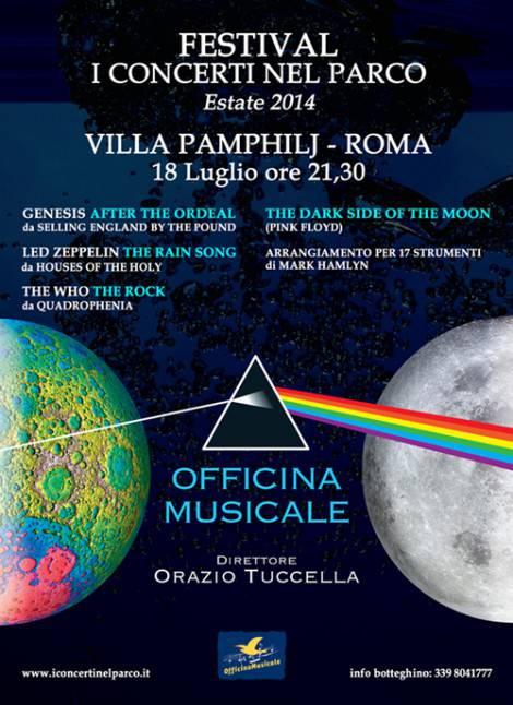 OFFICINA MUSICALE A -VILLA PAMPHILJ