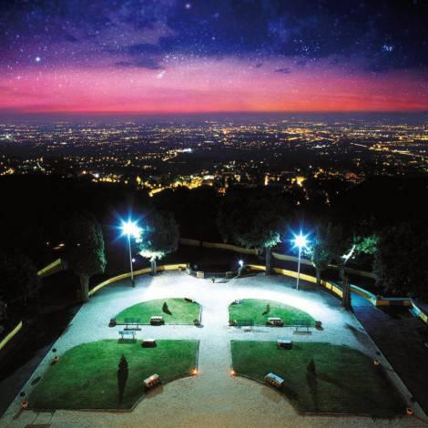 Panorama Villa Tuscolana