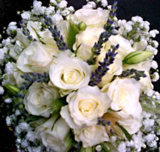 bouquet-rose-lavanda