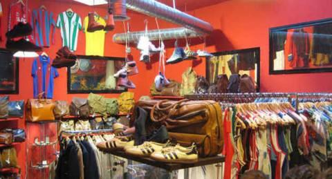 I cinque negozi vintage pi belli d 39 italia for Negozi arredamento vintage milano