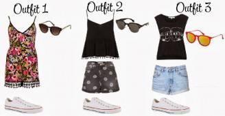 Summer conert outfits