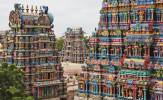 Tempio di Meenakshi, Madurai, India