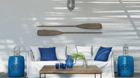 Arredamento casa mare gli oggetti da non perdere for Arredamento mediterraneo