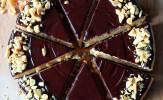 Cheesecake alla nutella e granella di nocciole