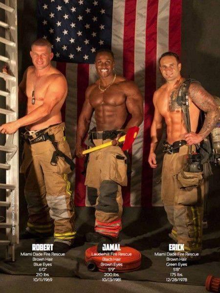 Calendario Pompieri Americani.Il Calendario Sexy Dei Pompieri Americani