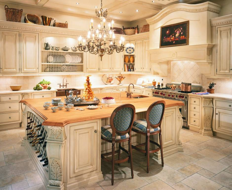 112862 gorgeous elegant kitchen