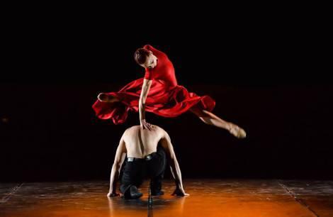 Emanuela Bianchini e Mvula Sungani PhisicalDance in Fantasia2