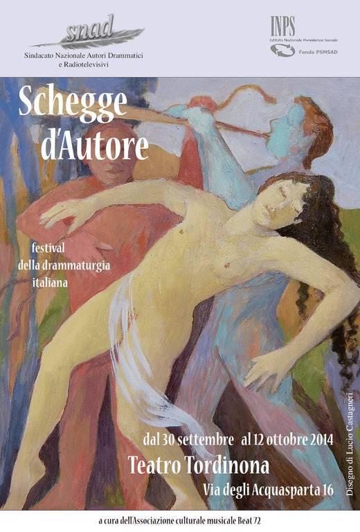 Locandina Festival SCHEGGE D'AUTORE 2014 WEB
