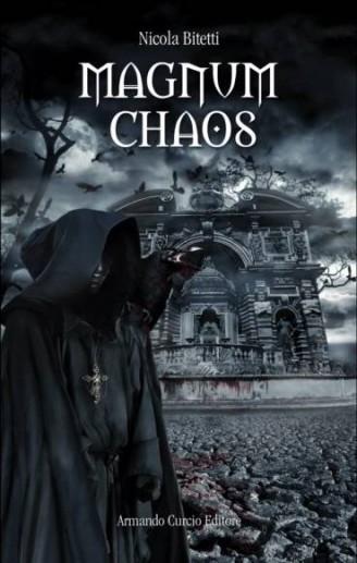 Magnum Chaos Prima di copertina