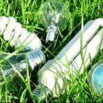 15 idee riciclo per le lampadine usate