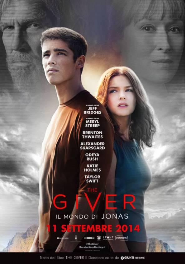 TheGiver_PosterITA