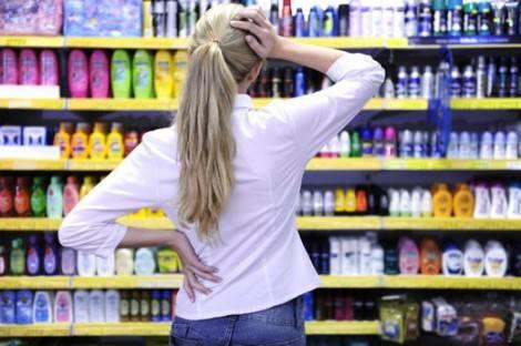 donna supermercato