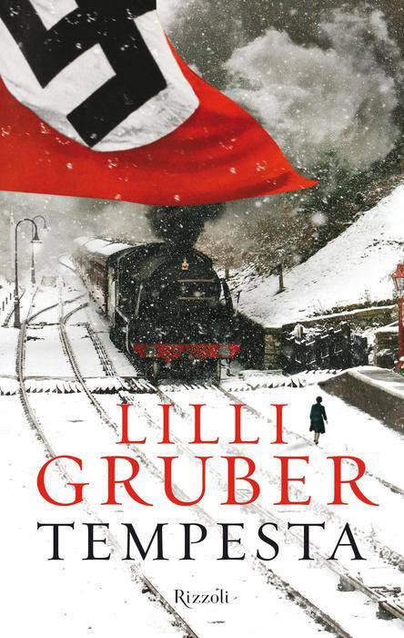 """Lilli Gruber """" TEMPESTA """""""