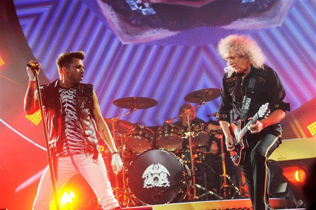 Queen + Adam Lambert_DSC4619