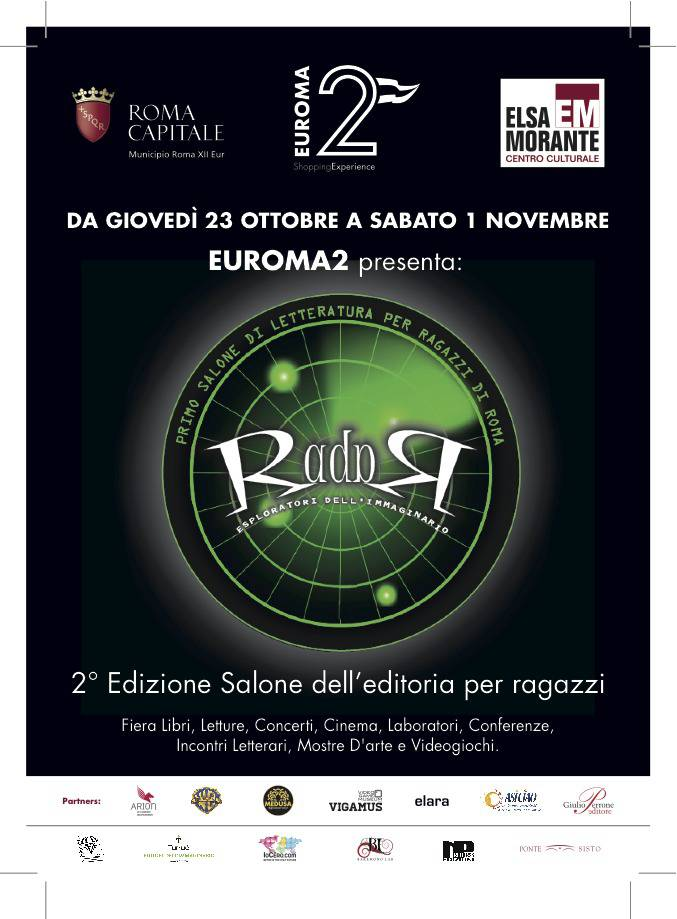 RADAR Euroma2 A5 fronte