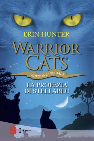 Warrior Cats Stella Blu
