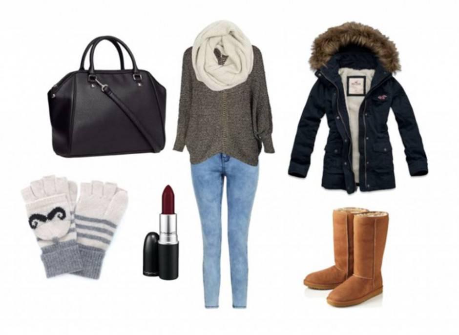 Outfit del giorno: un look casual per sfidare il freddo con stile