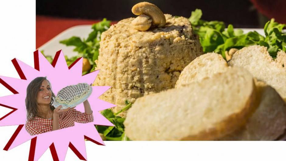 formaggio anacardi