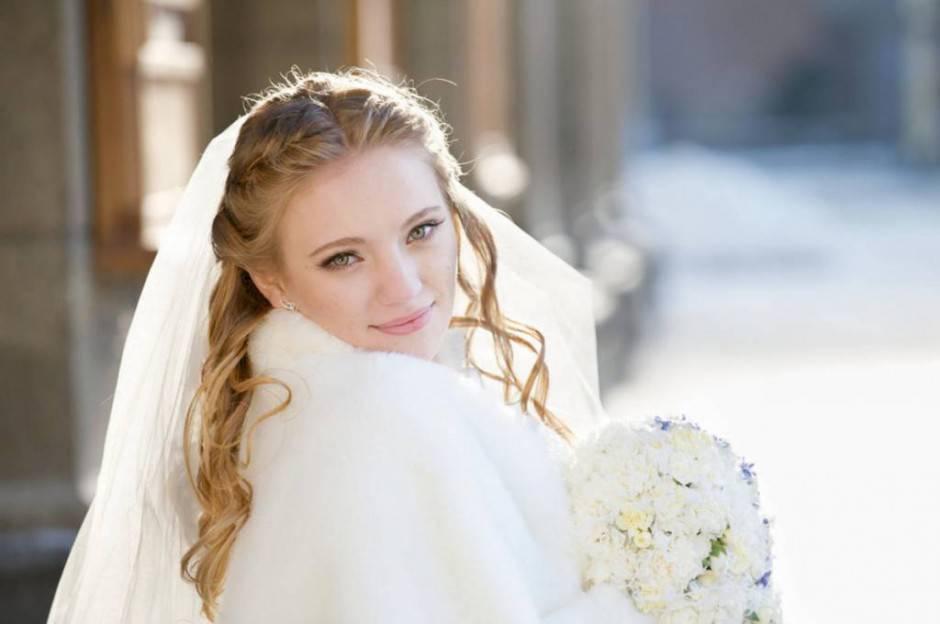 sposa inverno