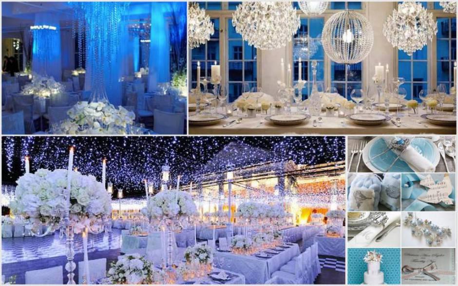 Backyard Winter Wedding Decoration Ideas : Dopo Matrimonio in inverno, gli abiti pi? belli in una gallery da