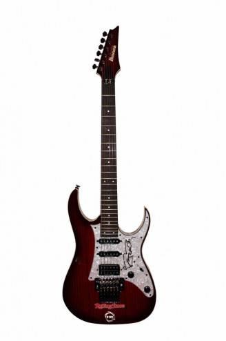 chitarra LENNY KRAVITZ autografata