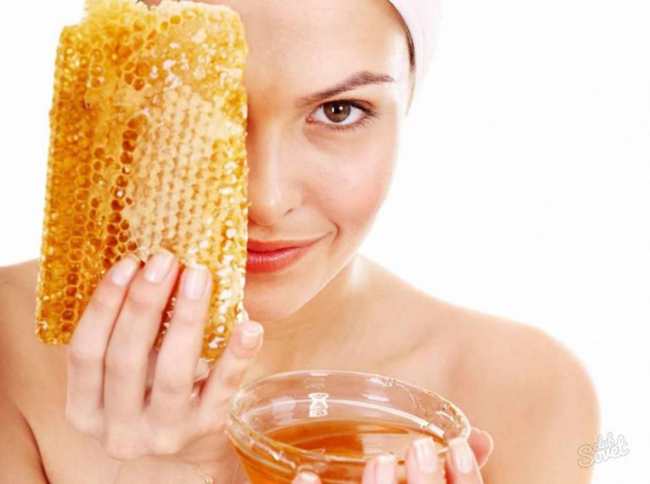 miele ingrediente maschera