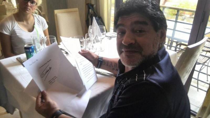 Castro Maradona