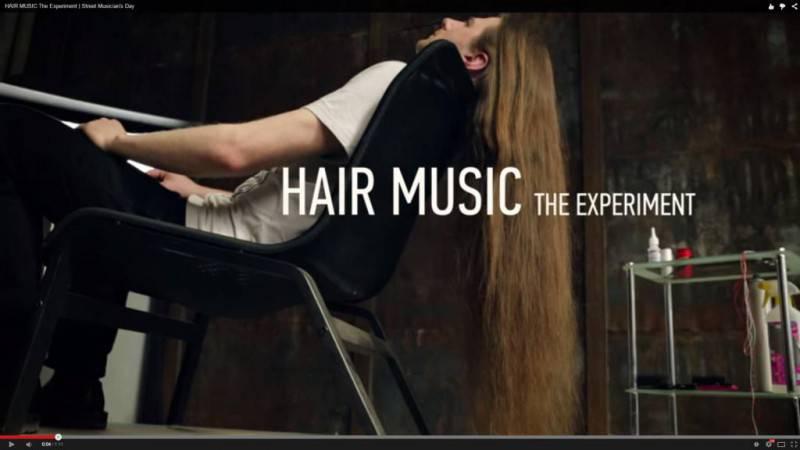Suonare capelli