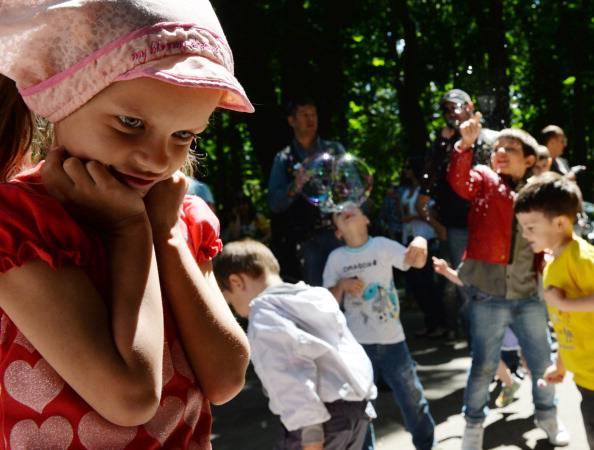 UKRAINE-HEALTH-AUTISM-CHILDREN-ACTION