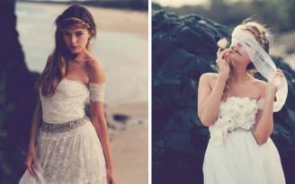 bohemian-bride-in-lace-wedding-dress-beach-inspiration-1.original