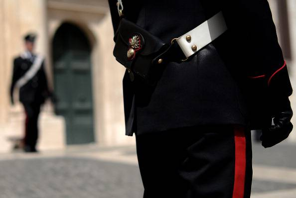 ITALY-POLITICS-GOVERNMENT-SECURITY