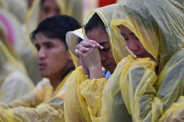 PHILIPPINES-RELIGION-POPE-VATICAN