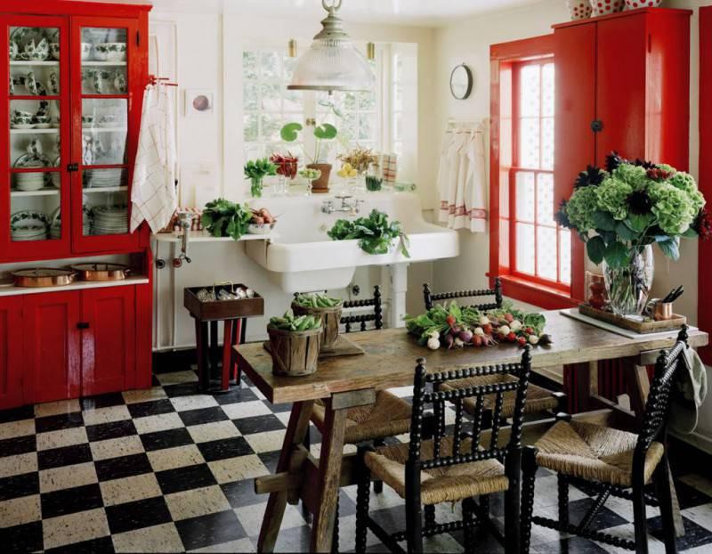 Galleria fotografica: le più belle cucine country del web