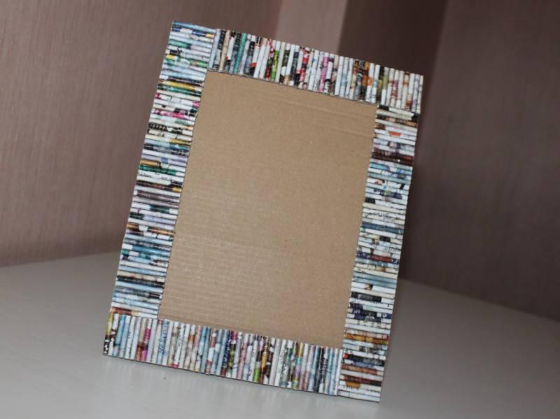 Il riciclo creativo dei giornali in una gallery molto creativa for Creare con il fai da te