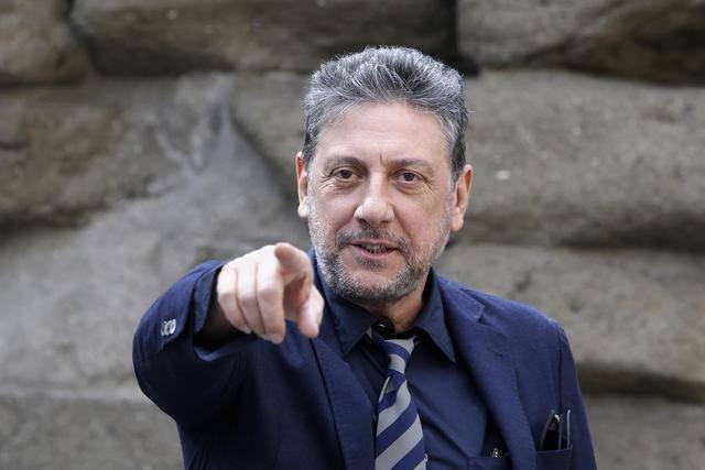 """Roma:  presentazione del film  film """"Nessuno si salva da solo"""""""