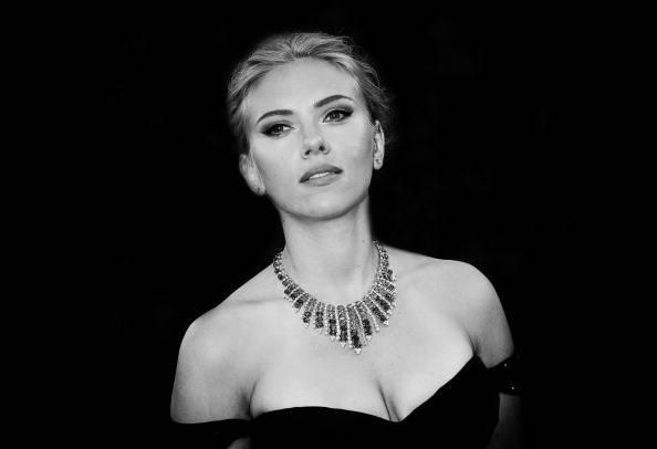 Scarlett Johansson @Getty Images