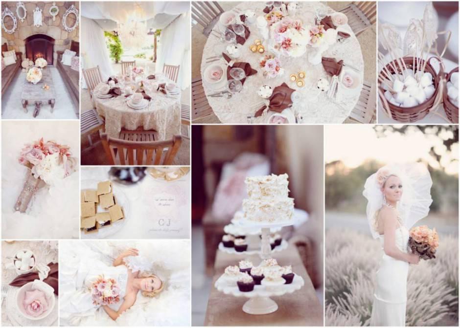 Preferenza Foto gallery: matrimonio shabby chic VO11