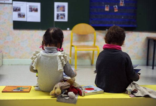FRANCE-EDUCATION-CHILDREN-SCHOOL