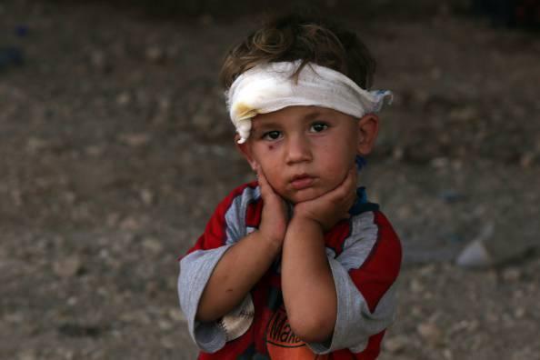 IRAQ-UNREST-YAZIDIS-KURDS