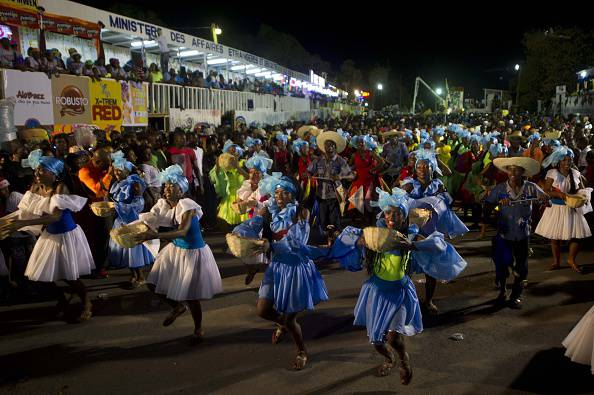 HAITI-NATIONAL CARNIVAL
