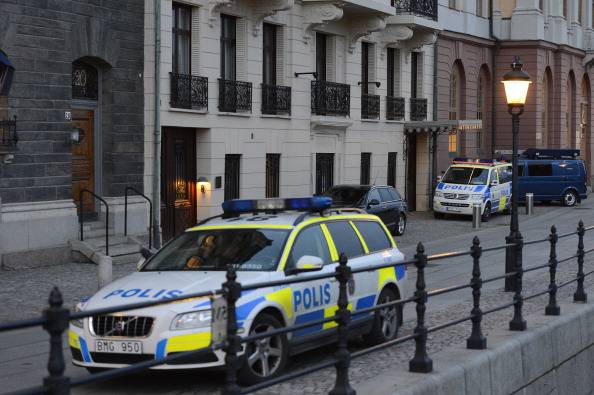 SWEDEN-GOVERNMENT-SHOOTING-CORRECTION