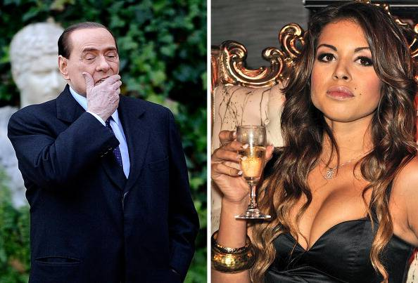 ITALY-POLICTICS-JUSTICE-BERLUSCONI-RUBY-COMBO
