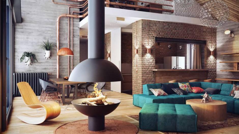 1-Central-fireplace-design