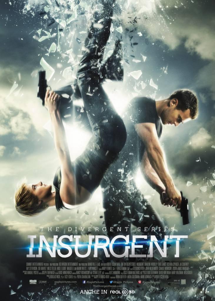 Insurgent poster SAC base 20cm