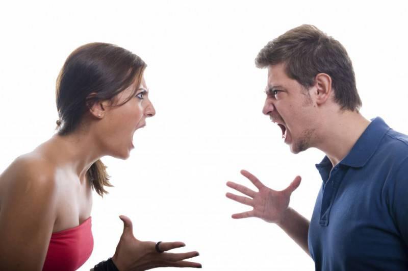 cosa succede se si litiga davanti al figlio