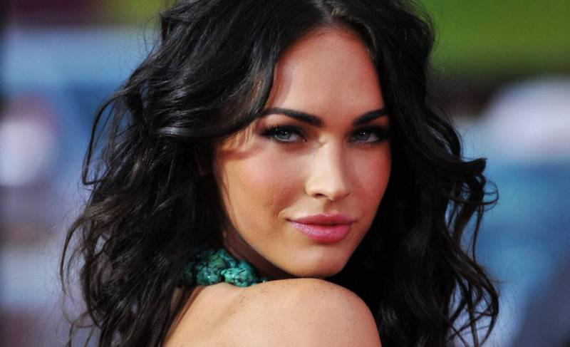Megan-Fox-Look