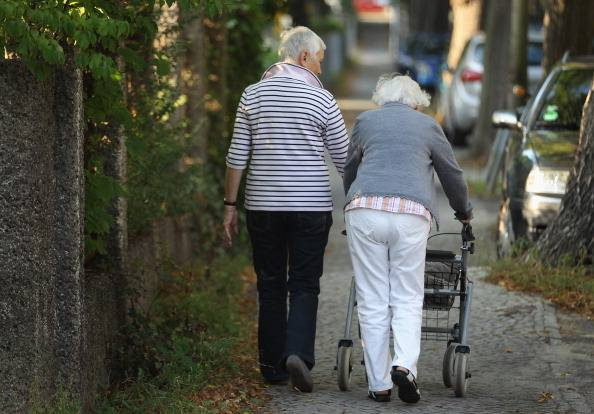 Elderly Portion Of Population Continues To Increase