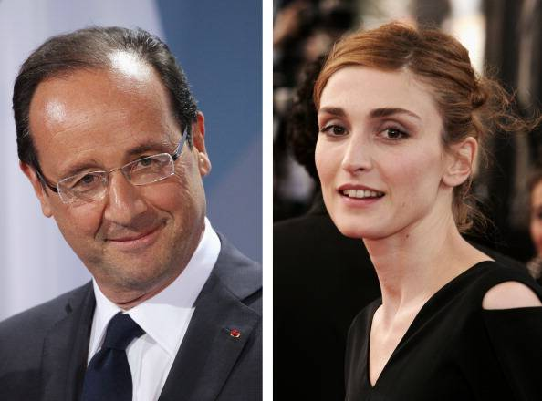 In Profile: Francois Hollande And Julie Gayet In The Media