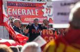 Maurizio Landini, Italian federation of metalworkers union (