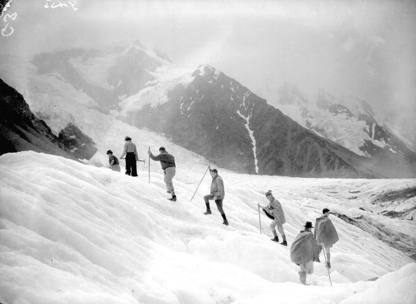 Glacier Climb